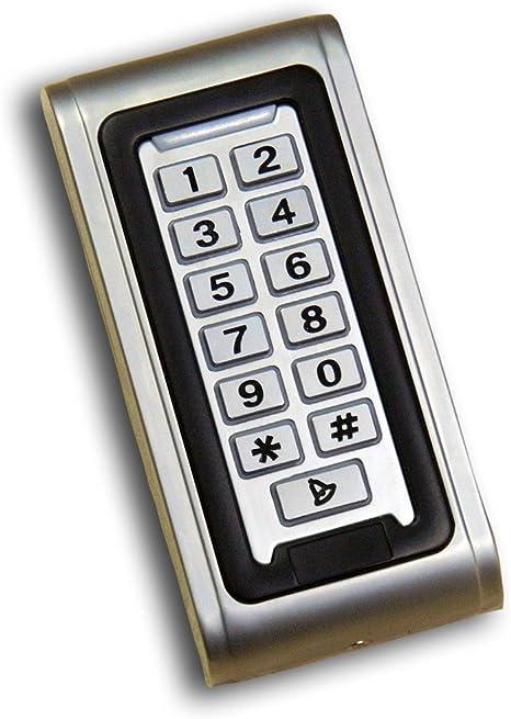 kodicam ks600em sistema de control de acceso para eléctrico ...