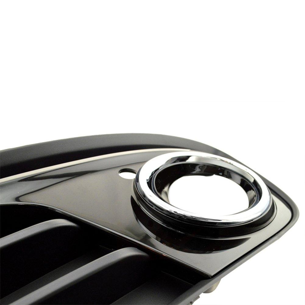 runmade Front Bumper Lower Passanger Side Fog Light Grill For 13-15 Audi Q5