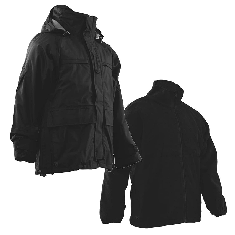 Tru Spec 2037 H2o Proof Law Enforcement Parka W Polar Jacket Tad Inner Safety Fleece Liner Black Industrial Scientific