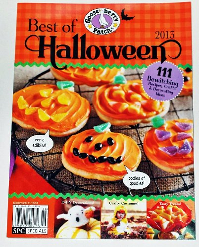 Gooseberry Patch Best of Halloween 2013 (Gooseberry Patch Best Of Halloween)