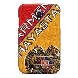 Galaxy S4 Hard Case With Awesome Look - HnaDZyf3476mIXOq