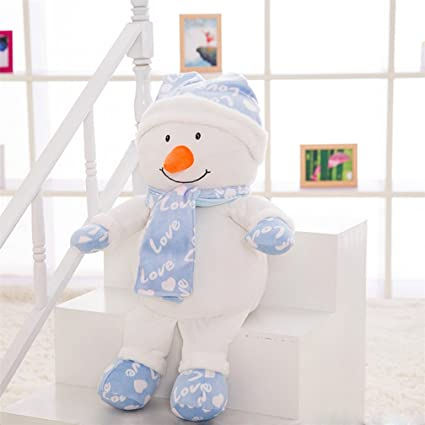 freshzone hot new toys christmas plush toys snowman christmas gift plush toys childrens birthday gift - New Toys For Christmas