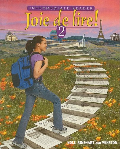 Allez, viens!: Joie de lire! Intermediate Reader Level 2