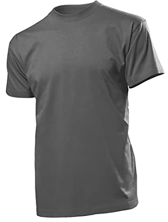 2er Pack original STEDMAN® heavy weight T-Shirts - verschiedene Farben:  Amazon.de: Bekleidung