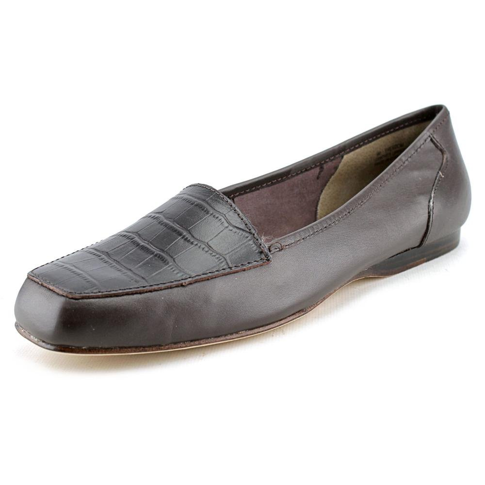 ARRAY Freedom Women's Slip On B01HITHZK8 11 4A US|Brown-crocodile
