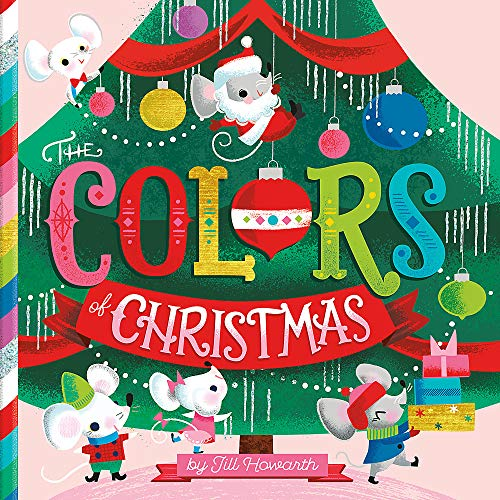 The Colors of Christmas (Wordings Celebration Christmas For)