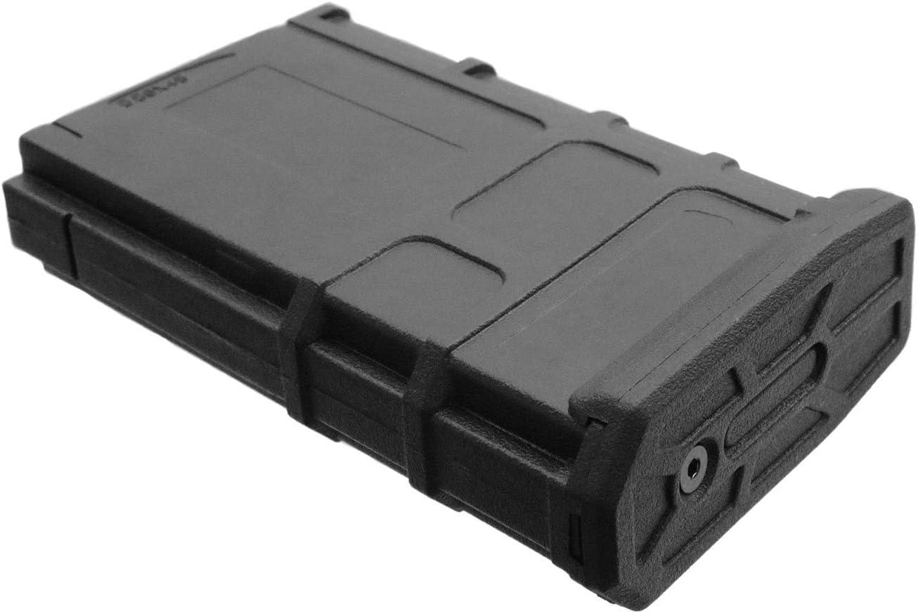 110 BBS Battleaxe Airsoft//Softair M4 PMAG Short MidCap Magazin -schwarz