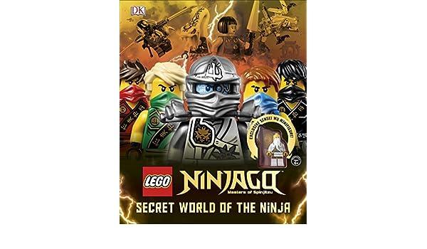 LEGO® Ninjago Secret World of the Ninja: Includes Exclusive ...