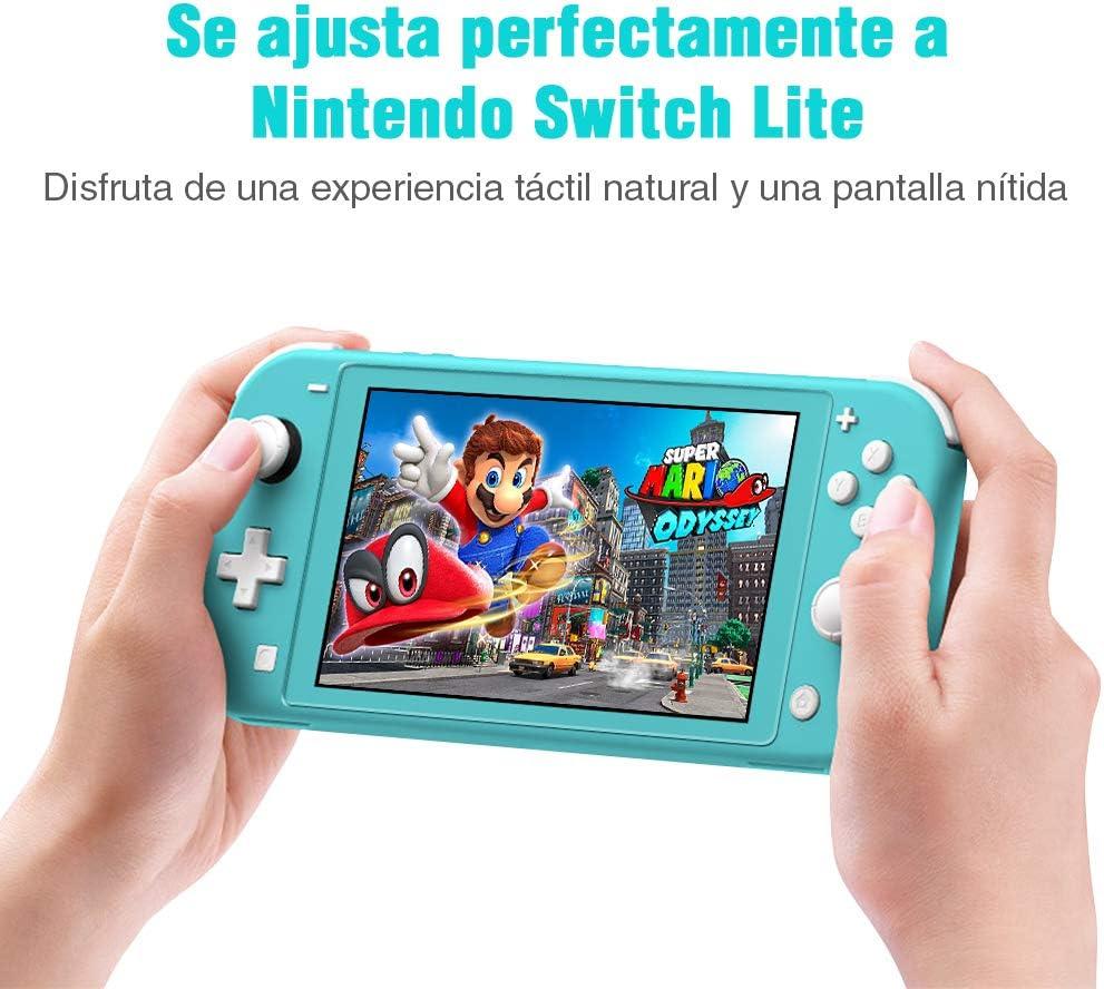 6amLifestyle Protector de Pantalla para Nintendo Switch Lite 2019 ...