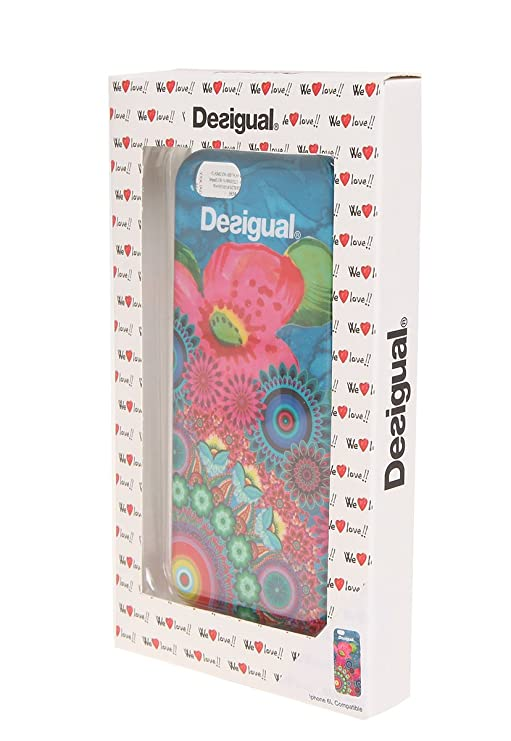 buying now popular brand classic shoes Desigual - Handyhülle 56O55P5, iPhone 5 Siliconia: Amazon.de ...