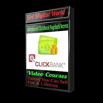 Amazon com: Advance CLICKBANK Paycheck Secrets: Get Digital