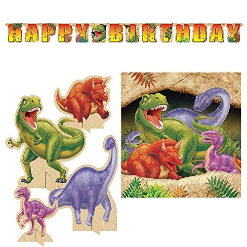 Dino Blast Decoration Party Supplies