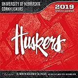 University of Nebraska Cornhuskers 2019 Sports Calendar