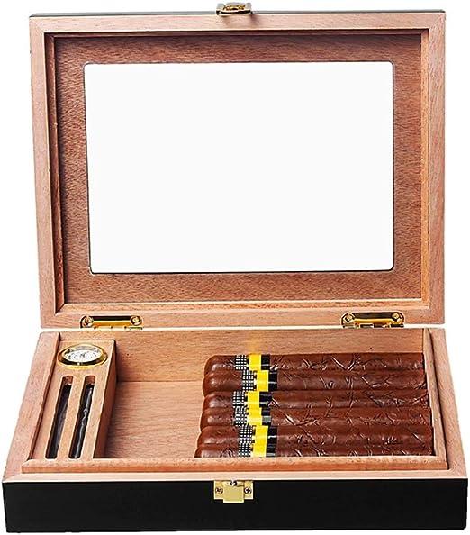 Caja Cigarros, Puede Contener 20 Cigarros con Humidificador e ...
