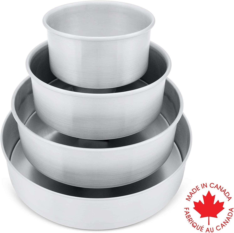 Crown Cake Pan Set, 6, 8, 10, 12
