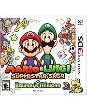 Mario Luigi: Superstar Saga + Bowsers Minions - Nintendo 3DS