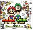 Mario Luigi Superstar Saga and Bowsers Minions - Nintendo 3DS - Standard Edition
