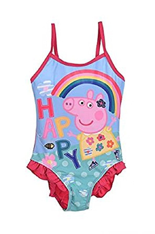 Peppa Pig Girls Peppa /& Unicorn Swim Set Ages 12 Months to 8 Years