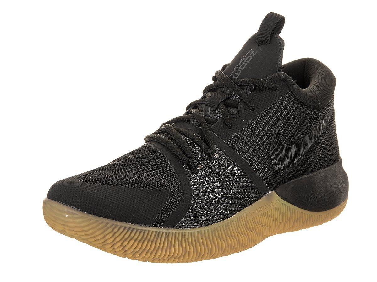 noir Gum lumière marron 43.5 EU Nike 917505 005 Homme