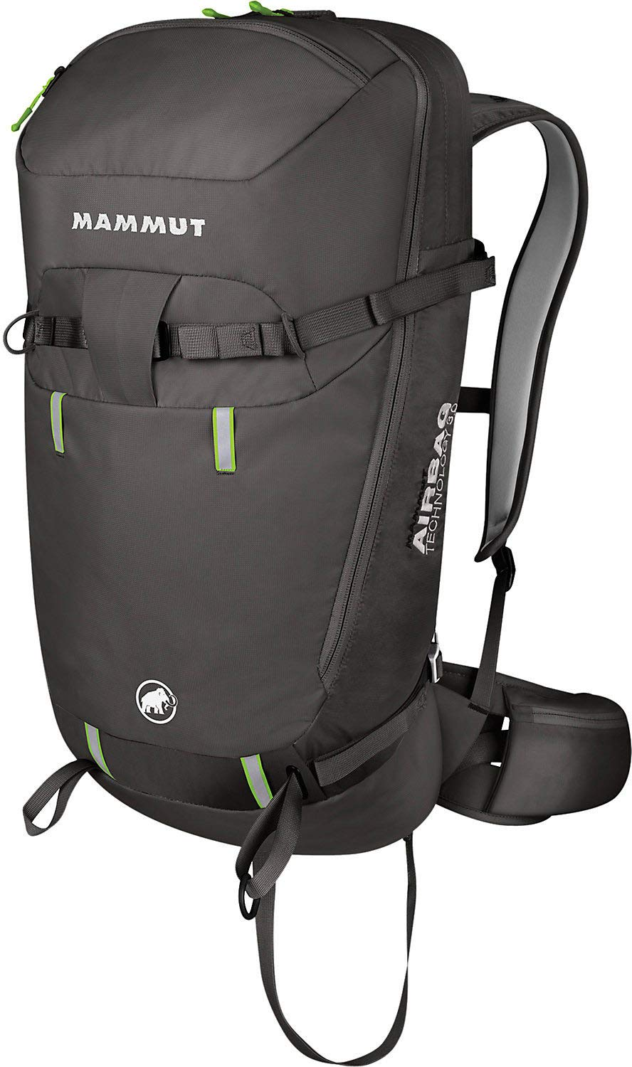 Mammut Light Removable Airbag 3.0 // Set with Airbag Graphite 30 Litre by Mammut