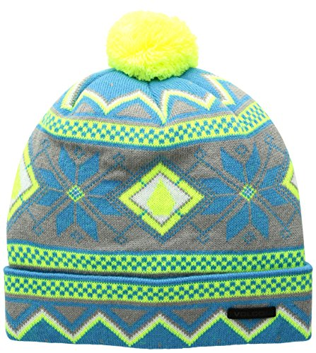 Beanie Volcom Winter (Volcom Big Boys' Strange Beanie, Tennis Ball, O/S)