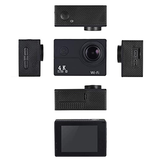 Amazon.com : andoer Action Sports Camera 170 Wide Angle Lens 2