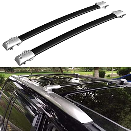 ANTS PART Roof Rack Cross Bars for 10-17 Lexus GX460 Carrier Luggage Pair  Set OE Style