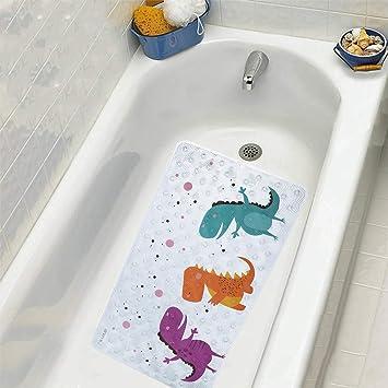 Antidérapant Tapis de bain Tapis De Douche Tapis pvc salle de bain Tapis Caoutchouc ventouses Couleurs