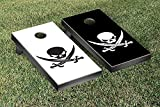 Pirate Cornhole Game Set Alternating Colors