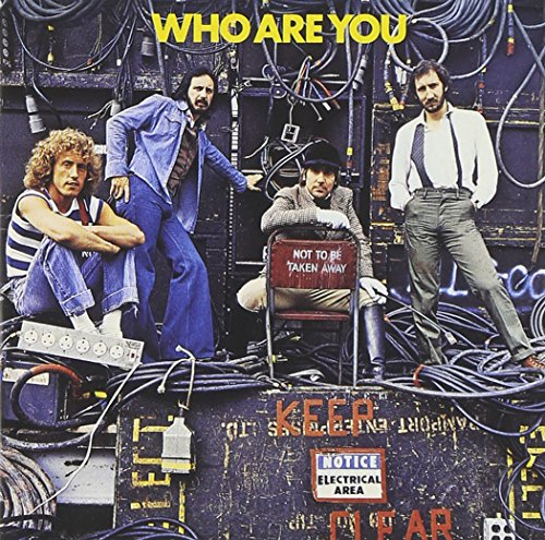 CD : The Who - Who Are You (remastered) (Remastered)