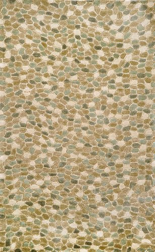 Liora Manne Spello Pebbles Rug, 5-Feet b - Blue Ocean Flooring Shopping Results