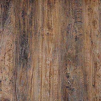 Amazon Com Mullsan Vintage Oak Wood Peel And Stick
