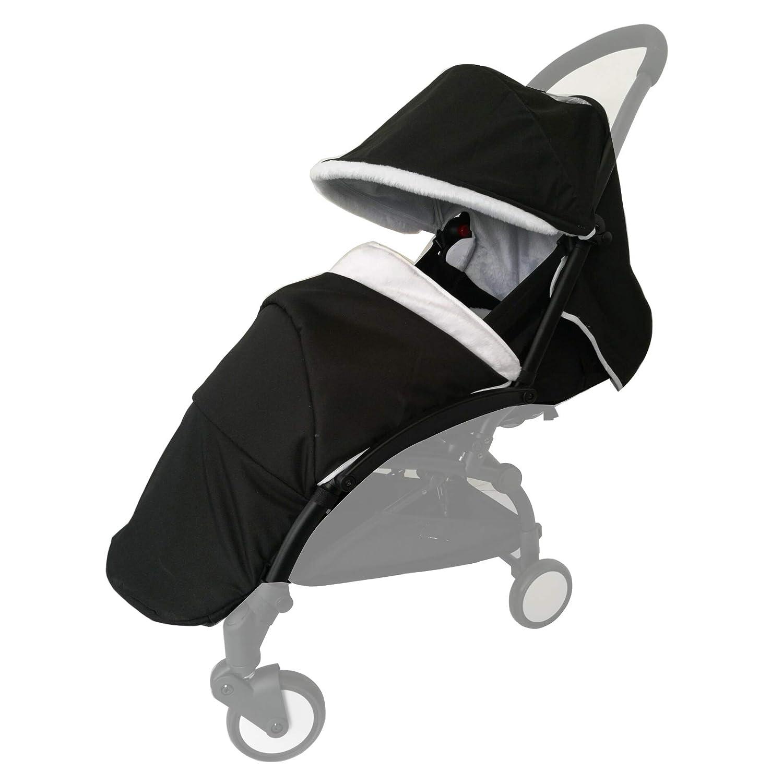 Baby Thermal Warm Footmuff for Babyzen YOYO YOYO+ Strollers Winter ROMIRUS YY04S