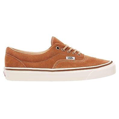 vans era chaussures brown