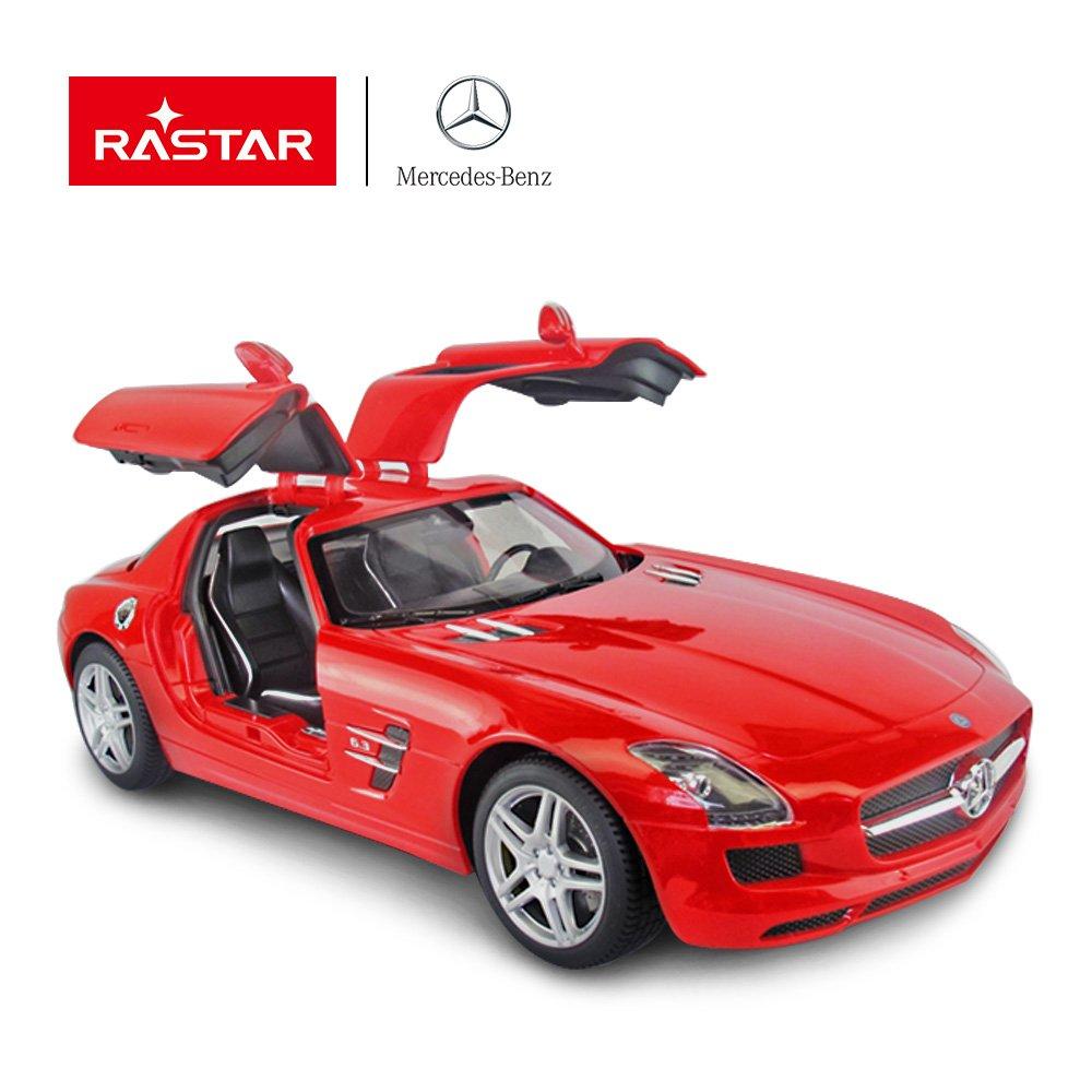 1:14 RC Mercedes Benz SLS AMG Model Car Toy Car for Kids Open ...