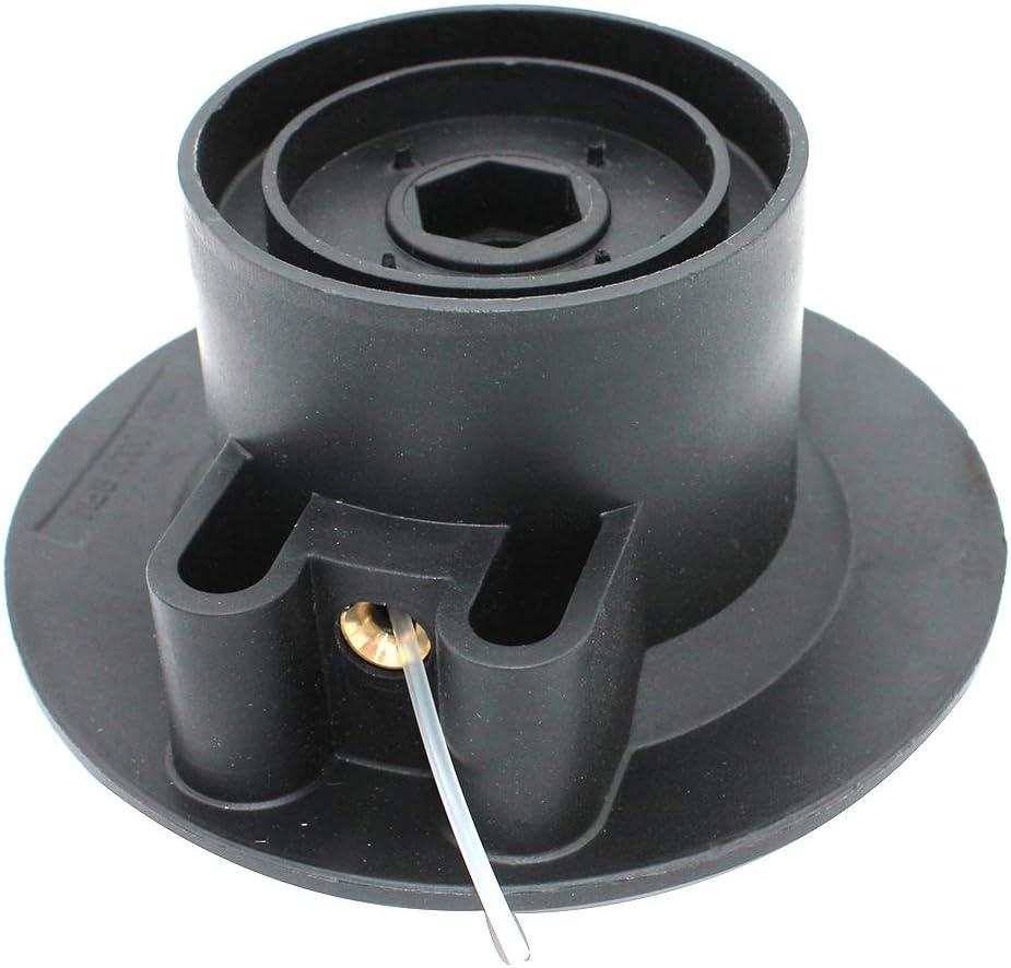 New C5-2 Spool Trimmer Head For Stihl FS38 40 45 46 50 FSE60 Parts#4006 710 2106