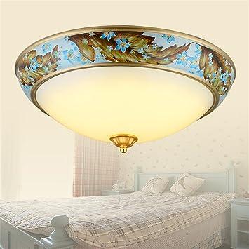 Lámpara de Techo - país de América Dormitorio Circular ...