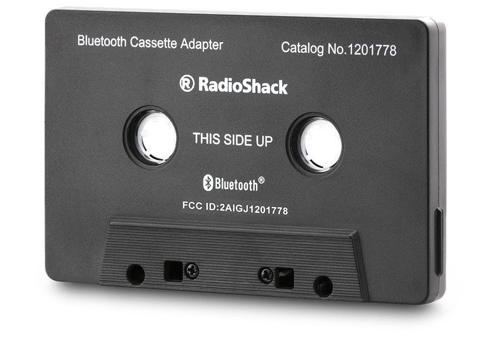 RadioShack Bluetooth Cassette Adapter