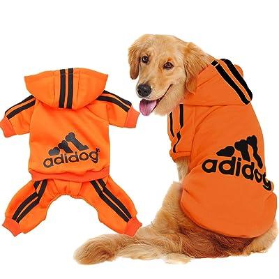 Scheppend Original Adidog Dog Hoodie Sweatshirt