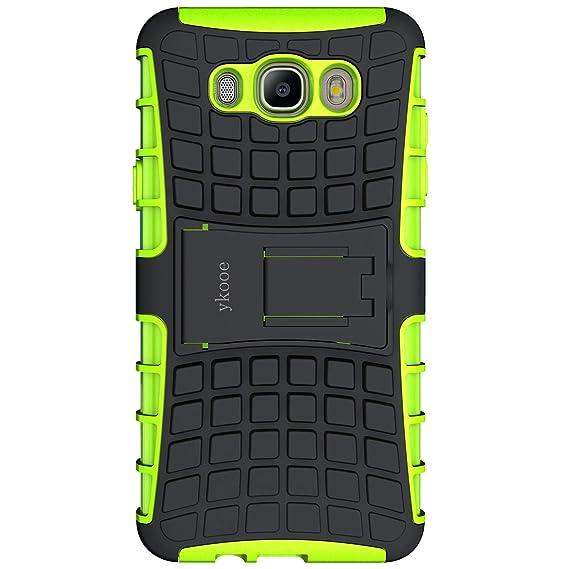 timeless design bbfa4 977ca Amazon.com: ykooe Galaxy J7 2016 Case, (Armor Series) Samsung J7 ...