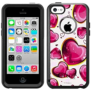 OtterBox Commuter Apple iPhone 6 plus 5.5 Case - Dream Hearts On White OtterBox Case