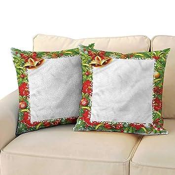 Amazon.com: RuppertTextile - Funda de almohada para colgar ...