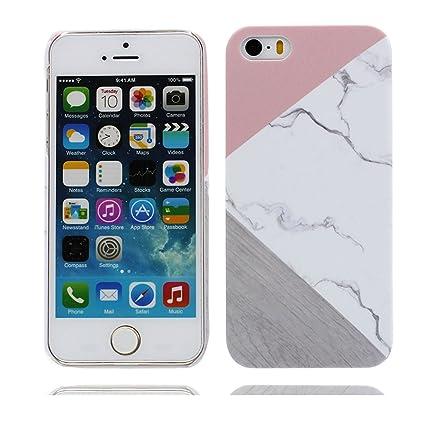 EarthNanLiuPowerTu iPhone 5 Carcasa, iPhone 5S SE Funda ...