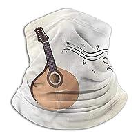 Philip C. Williams Headband Mandolin Headwear,Russian Mandolin Musical Sunscreen...