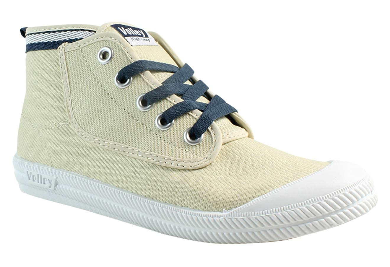 Volley Men's High Leap Canvas Fashion Sneaker
