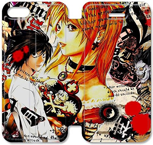Coque iPhone 6 6s 4,7 pouces Coque Cuir, Klreng Walatina® 6 6s PU Cuir de portefeuille Coque Design By Anime H5M7Tm