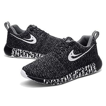 Herren Damen Sportschuhe Atmungsaktiv Turnschuhe Laufschuhe Sneakers  Unisex nua