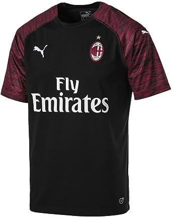Amazon.com  PUMA AC Milan Third (3rd) Soccer Jersey 2018 19  Clothing 4596dc1c2
