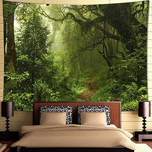 INTHouse Tapestry Hanging Scenery College Dorm product image
