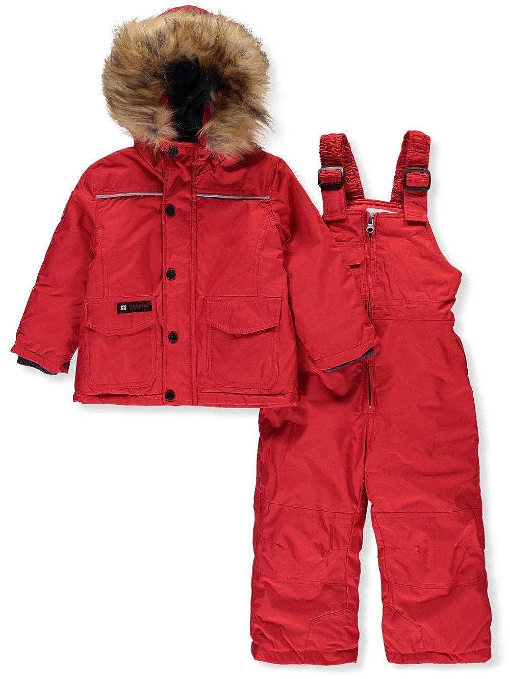 CANADA WEATHER GEAR Baby Girls' 2-Piece Snowsuit